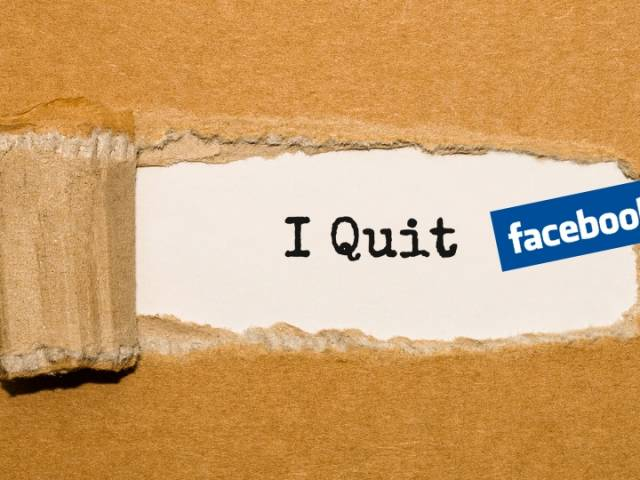 j'arrête facebook
