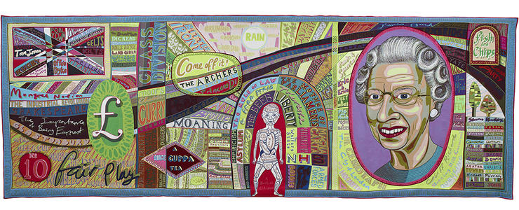 Tapisserie Grayson perry