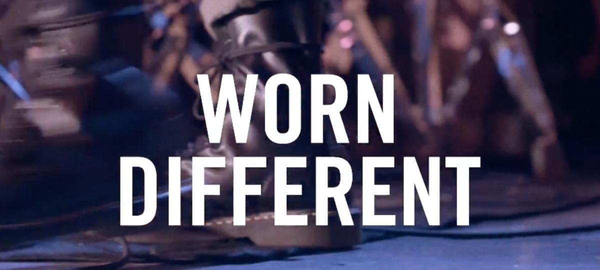 Worn Different, la nouvelle campagne de Dr.Martens