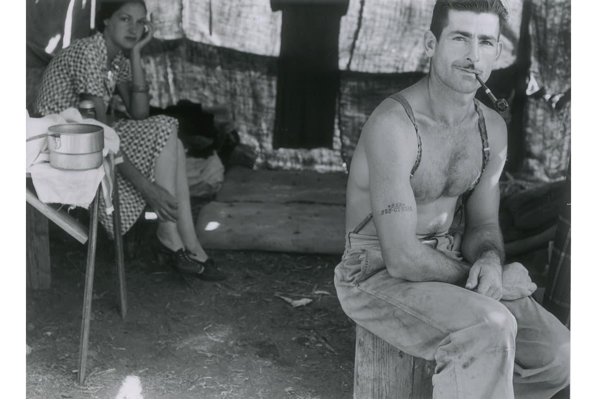 Unemployed lumber worker Commande de la FSA (Farm Security Administration ), 1939