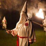 Des membres du Ku Klux Klan