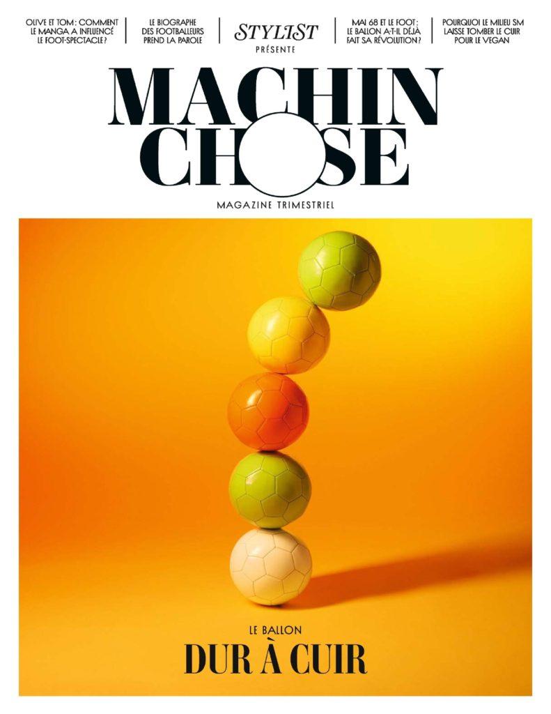 Magazine machin chose
