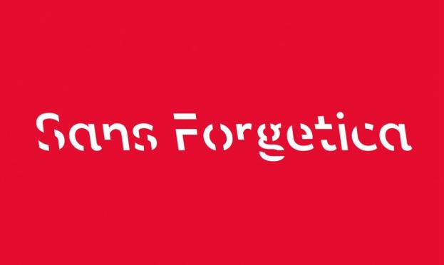 Une police d'écriture baptisée Sans Forgetica