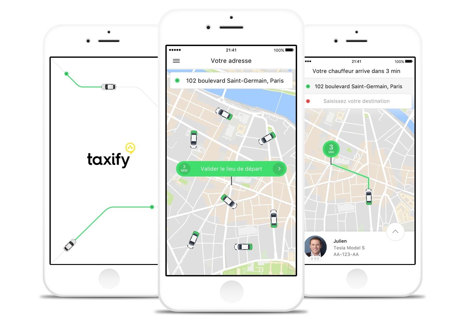 Txfy application