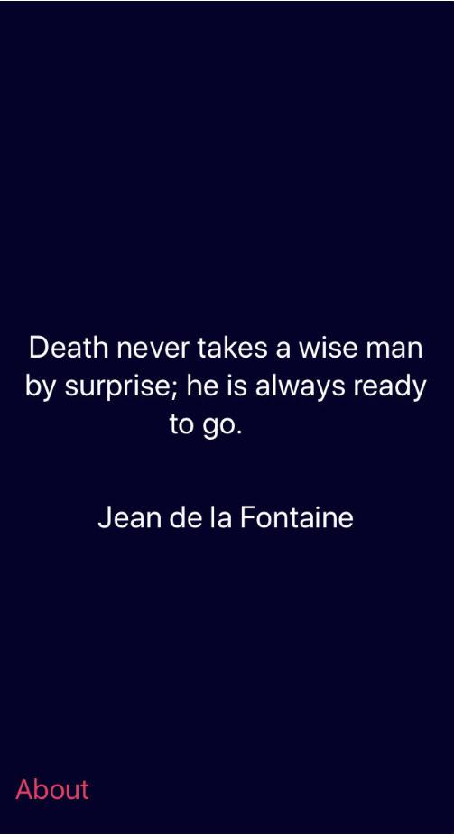 citation de Jean de la Fontaine
