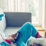 Enfant pyjama licorne