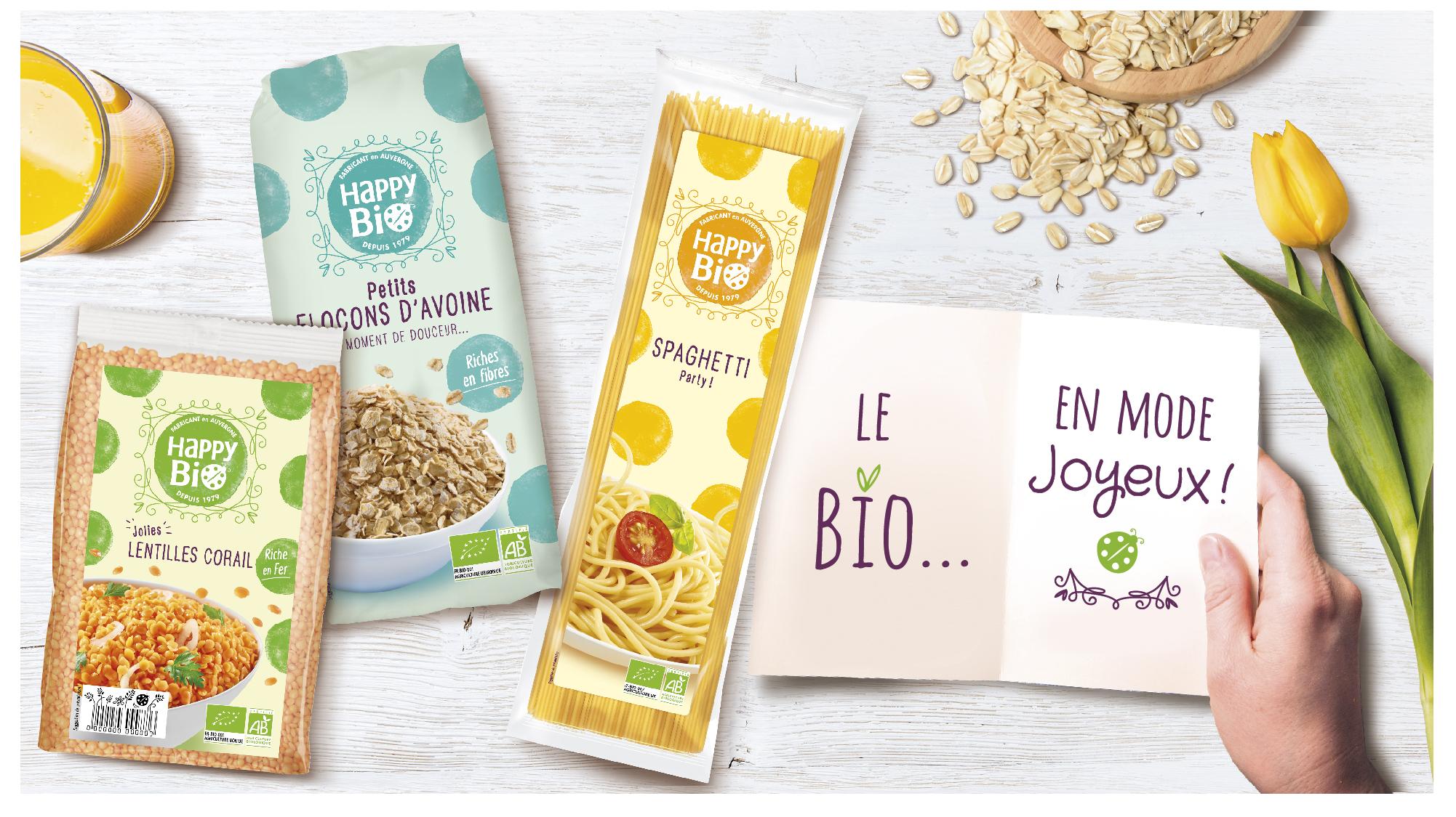 Happy bio packaging