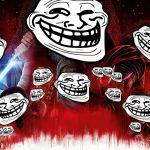 Star Wars 8 trollé