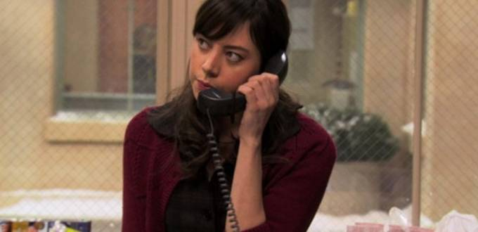 April Ludgate dans Parks and Recreation