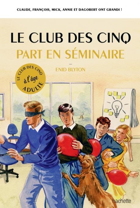 le club des cinq pour adulte