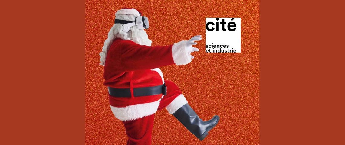 Affiche du Noël Tech