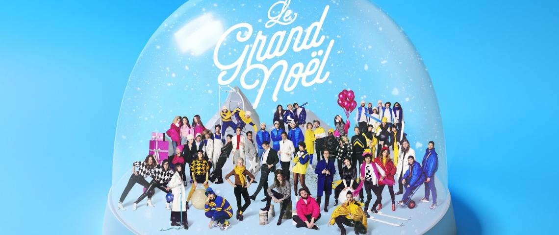 Le Grand Noel de Deezer