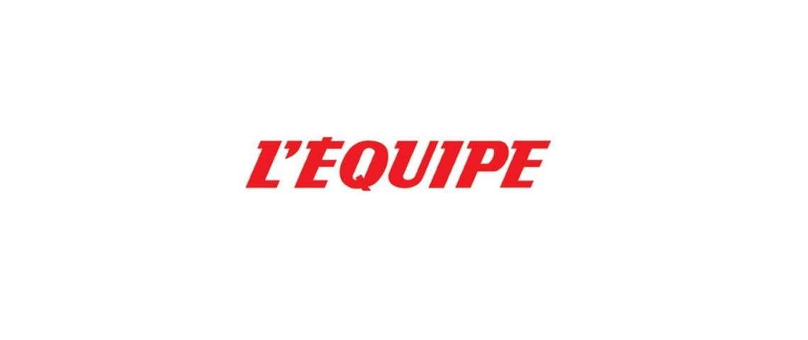 Logo de L'Equipe