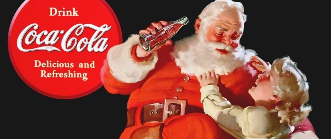 Publicité vintage Coca-Cola