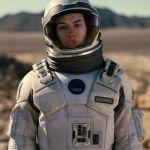 Anne Hathaway dans Interstellar