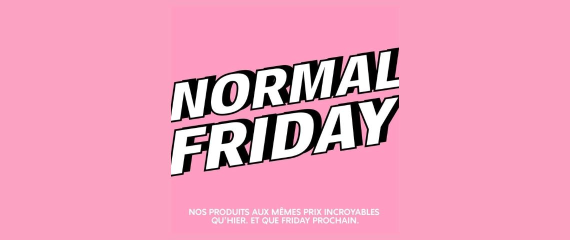 6186e9d6a8 Back Market lance le Normal Friday en réponse au Black Friday