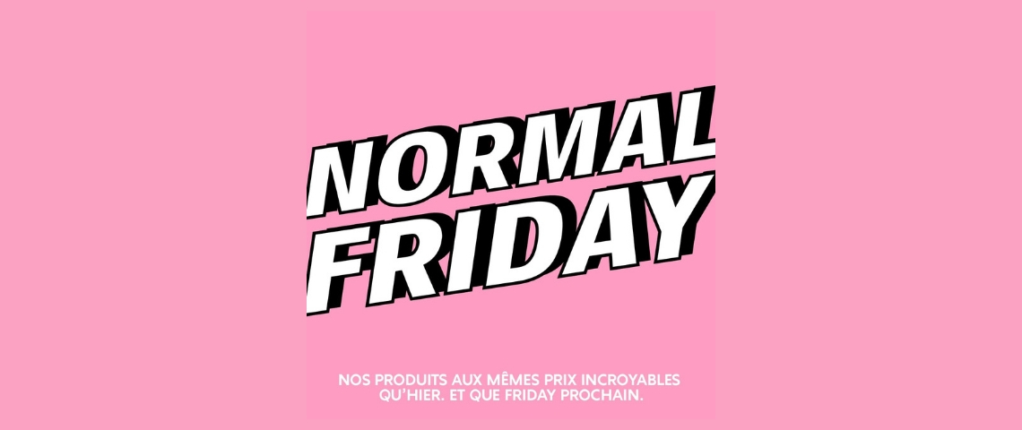 Normal Friday affiche