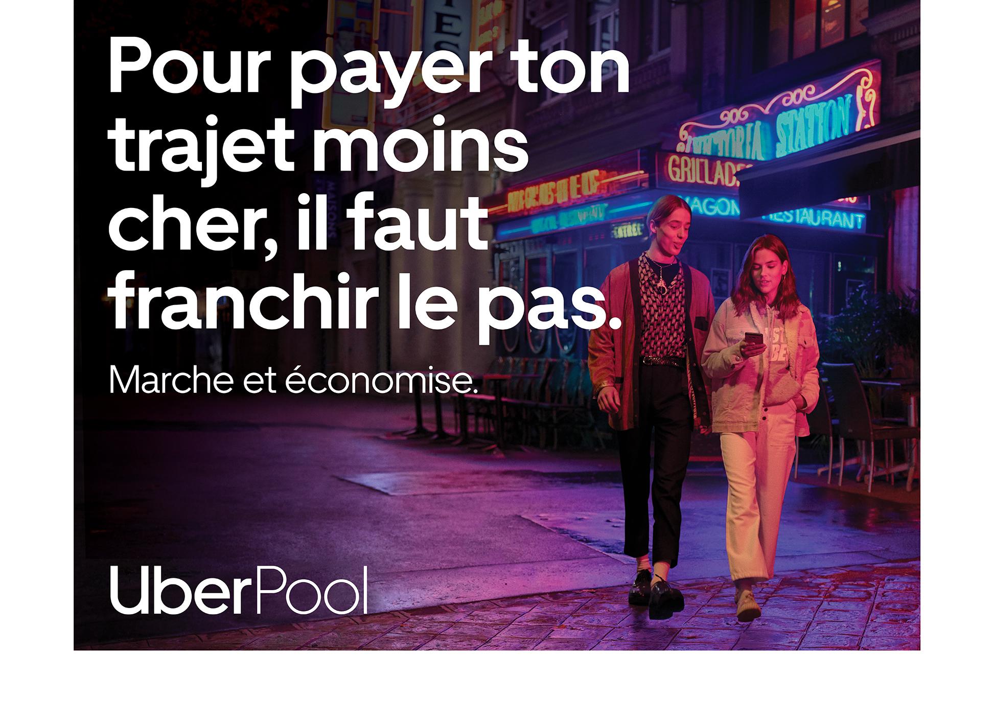 Affiche UberPool