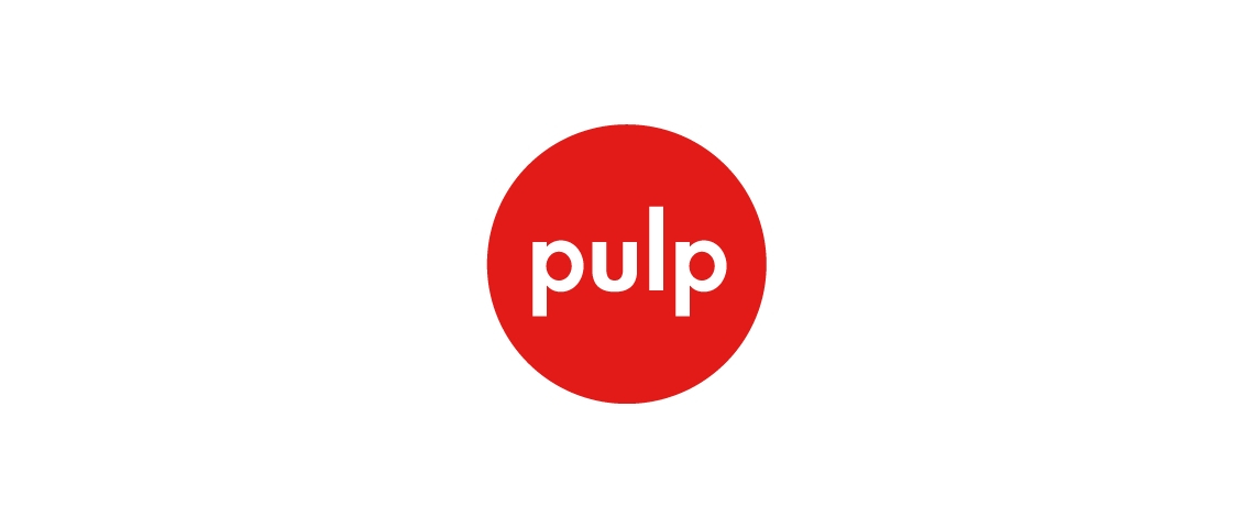 Logo de l'agence Pulp