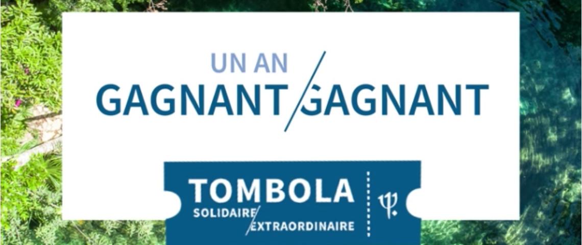 Tombola solidaire de la Fondation Club Med