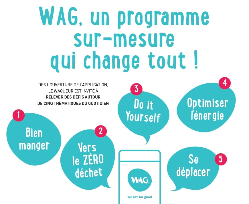 WAG infographie