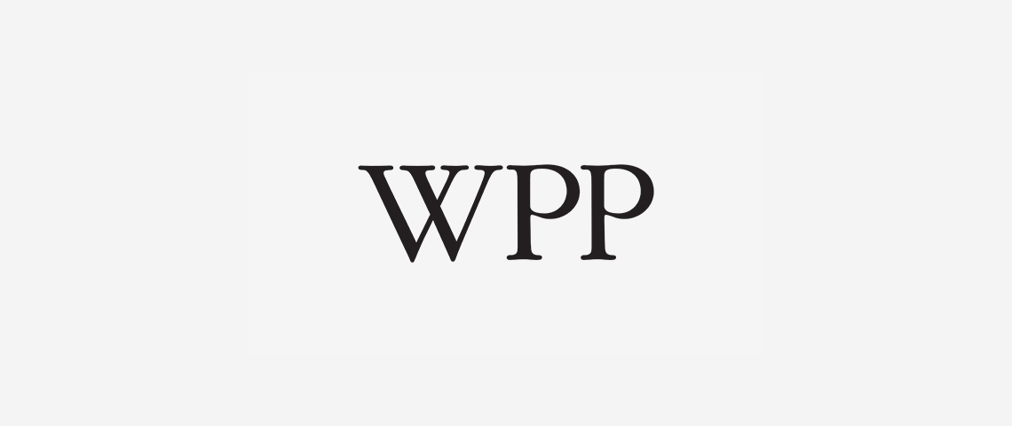 Logo de l'agence WPP
