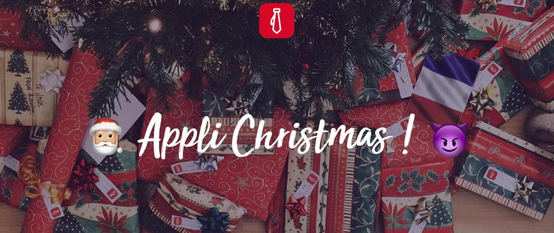 Appli Christmas par Chauffeur Privé