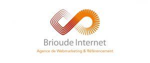 Logo de l'agence Brioude Internet