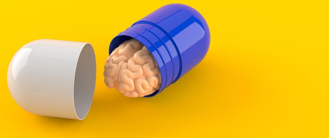 pilule cerveau