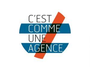 Logo de C'est Comme Une Agence