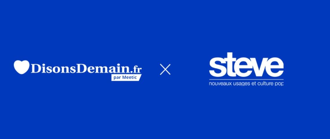 Logo Steve et DisonsDemain