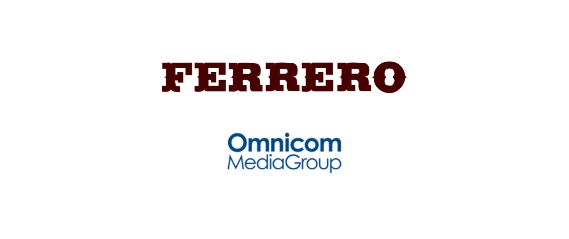 Logos Ferrero et Omnicom Media Group