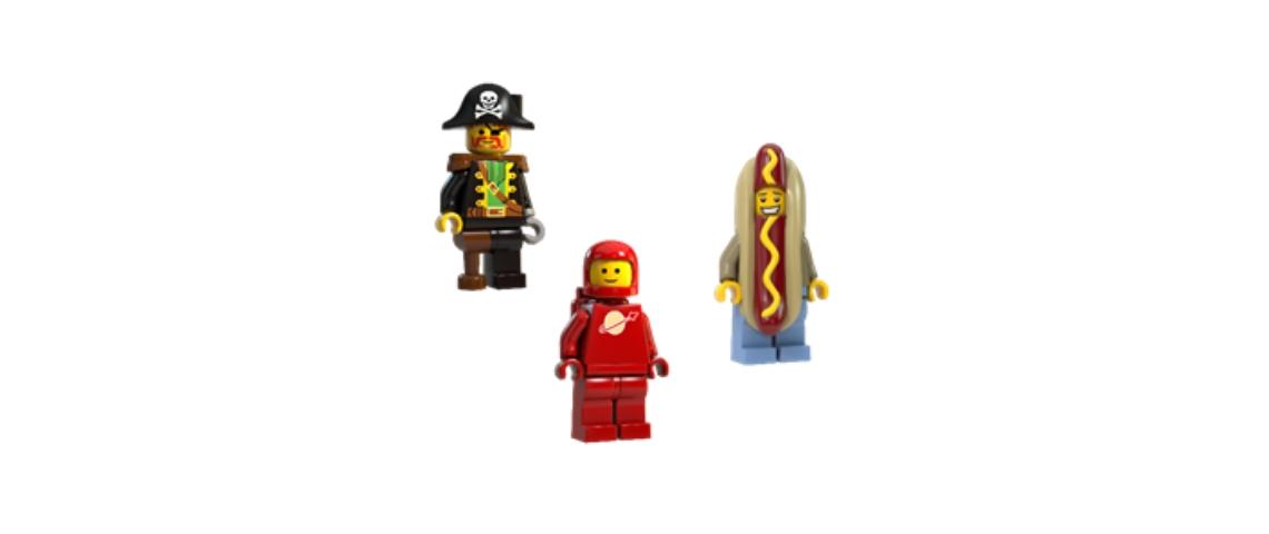 Images du jeu LEGO
