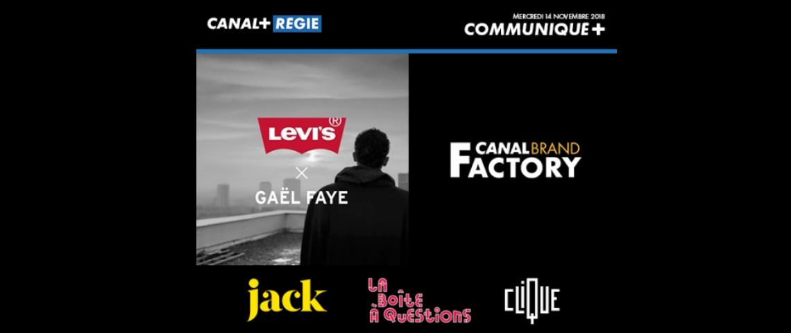 Affiche Levi's Music Project