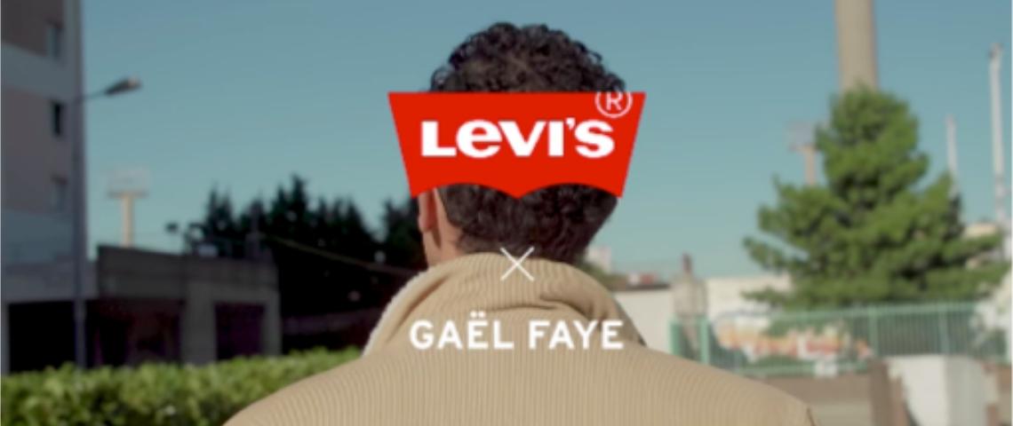 Levi's et Gaël Faye