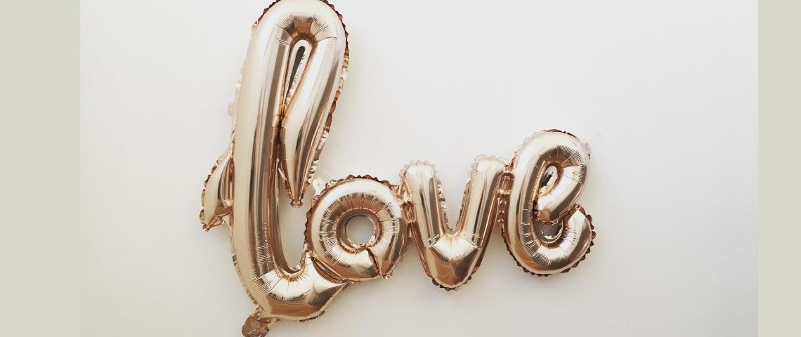 Ballons Love