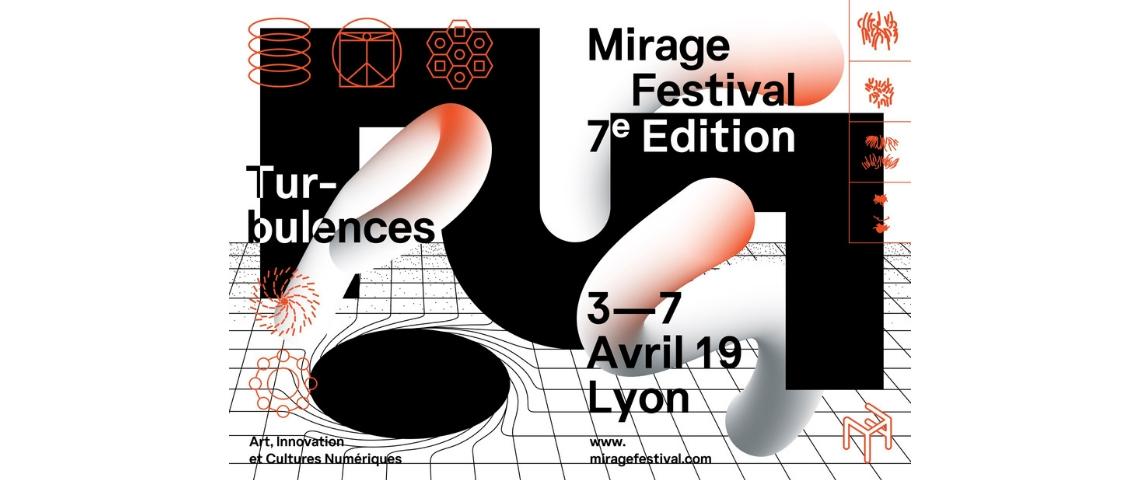 Affiche du Mirage Festival