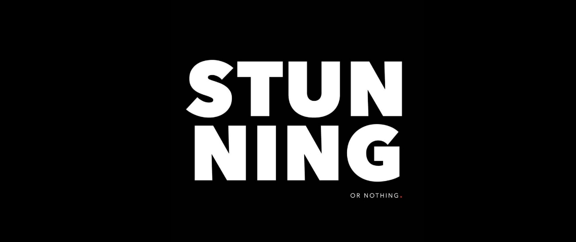 affiche Stunning or Nothing