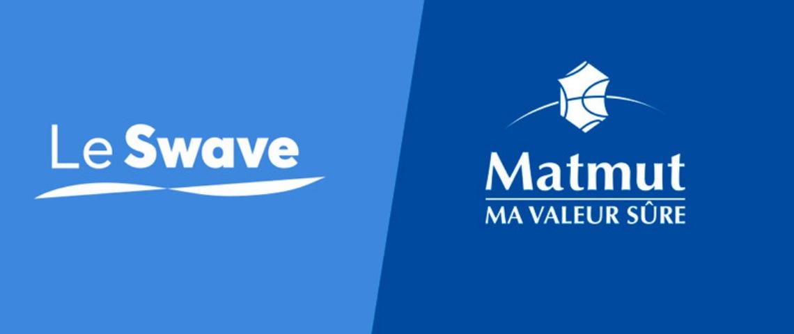 Logo Swave et Matmut