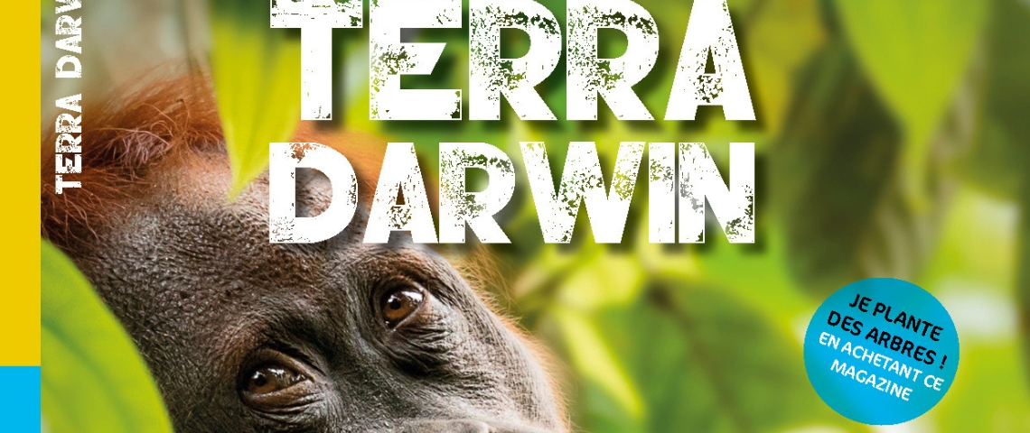 Terra Darwin couverture