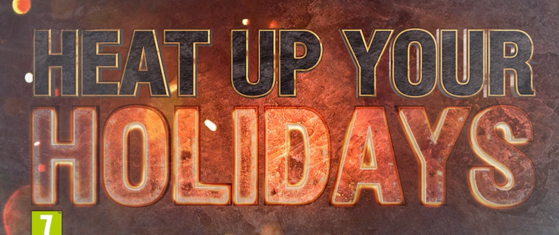 Visuel Heat Up Your Holidays