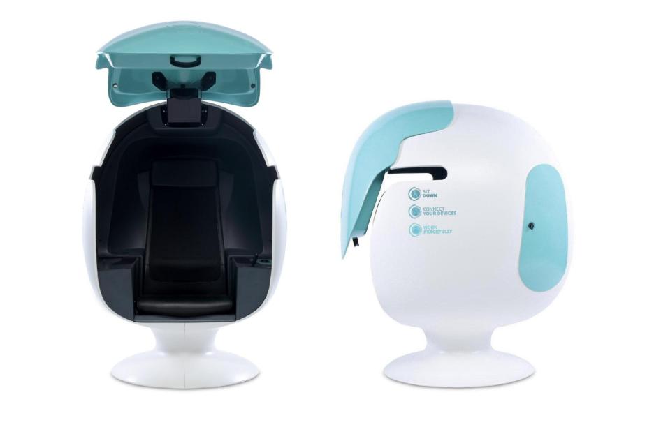 Bureau capsule e-bulle