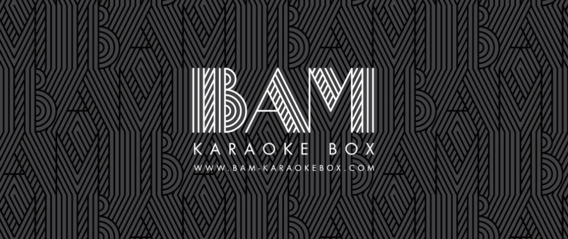 Bam Karaoke logo