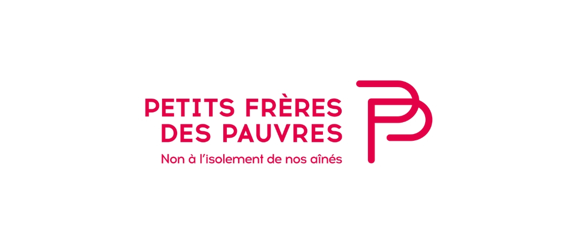 Nouveau logo des Petits Frères des Pauvres