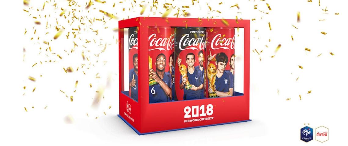 Coffret Coca-Cola