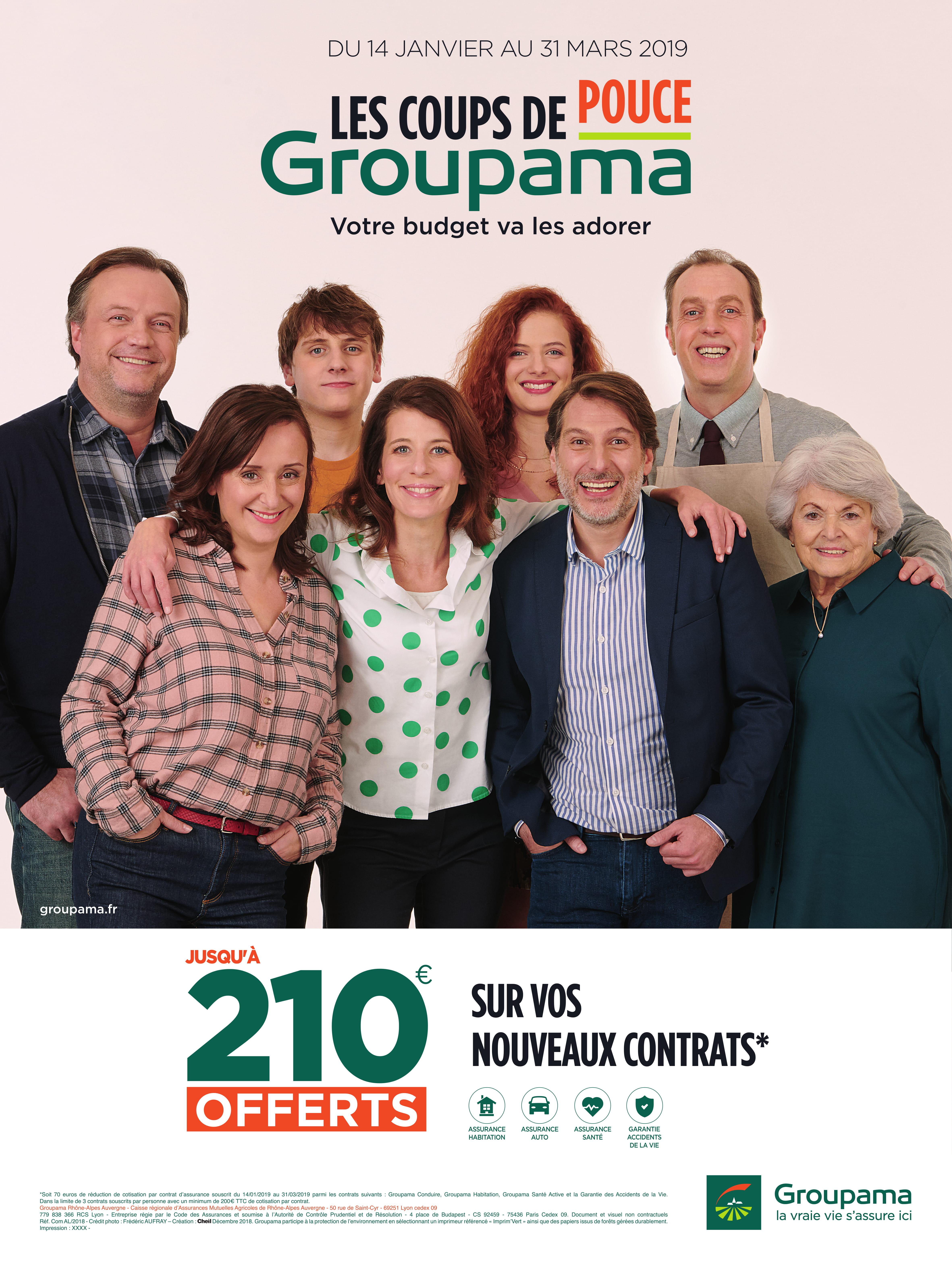 Affiche Groupama