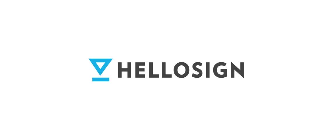 Logo Hello Sign