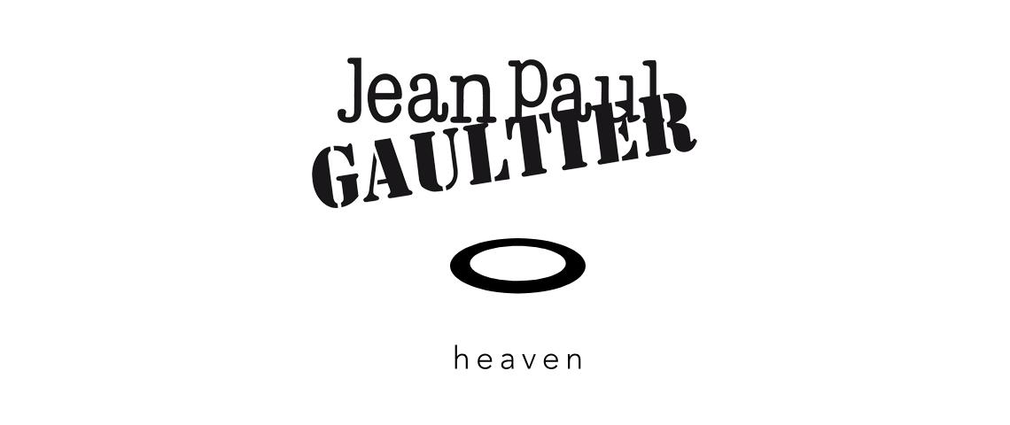 Logos Jean Paul Gaultier et Heaven