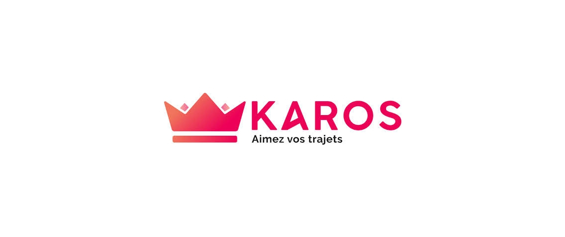 Nouveau logo de la start-up Karos