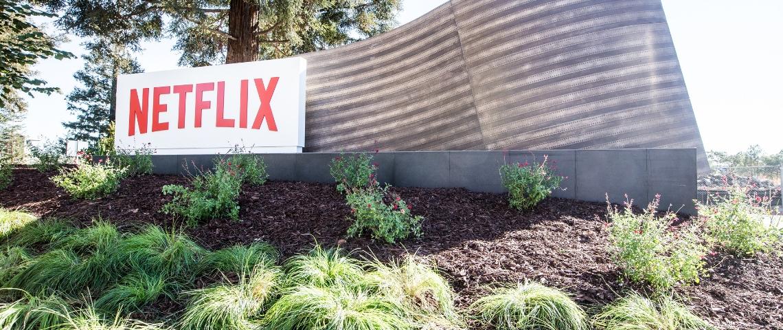 Les locaux de Netflix à Los Gatos
